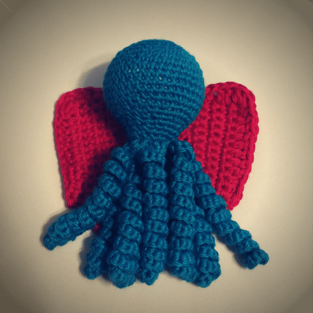 octopuses and angel wings